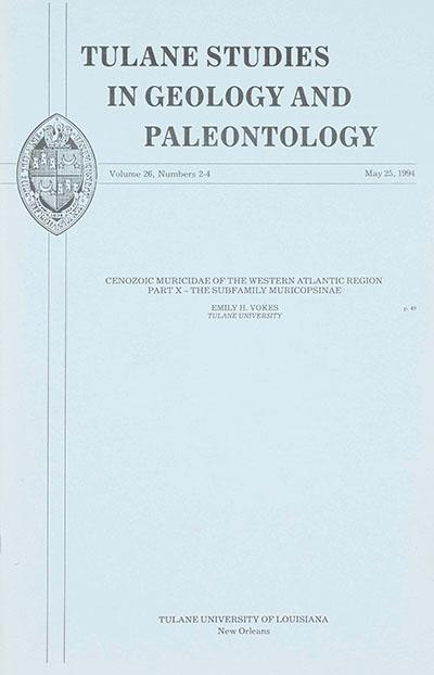 View Vol. 26 No. 2-4 (1994)