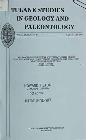 View Vol. 23 No. 1-3 (1990)