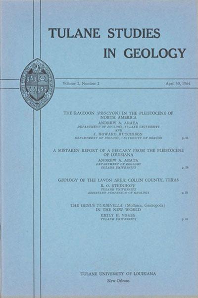 View Vol. 2 No. 2 (1964)
