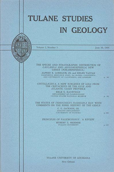View Vol. 2 No. 3 (1964)