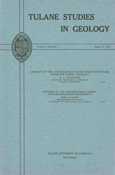 View Vol. 3 No. 2 (1965)
