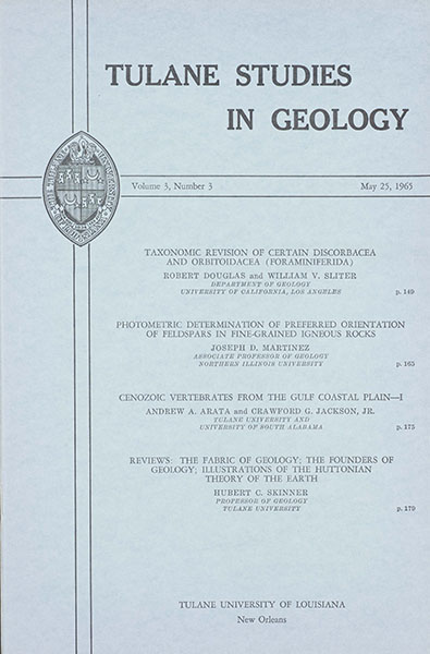 View Vol. 3 No. 3 (1965)