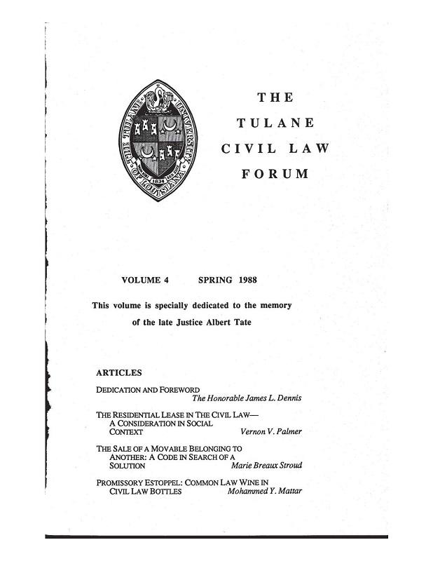 View Vol. 4 (1988)