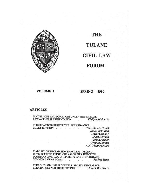 View Vol. 5 (1990)