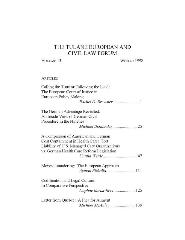 View Vol. 13 (1998)