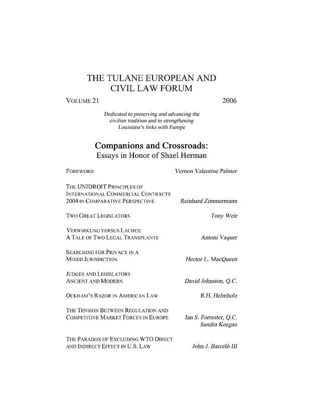 View Vol. 21 (2006)