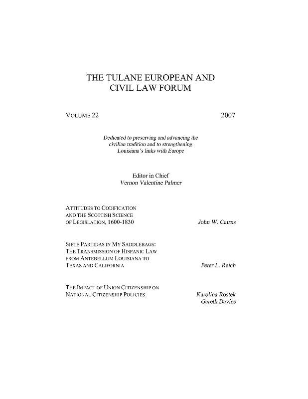 View Vol. 22 (2007)