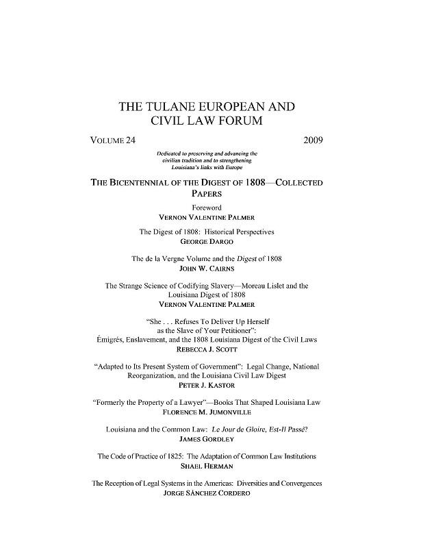 View Vol. 24 (2009)