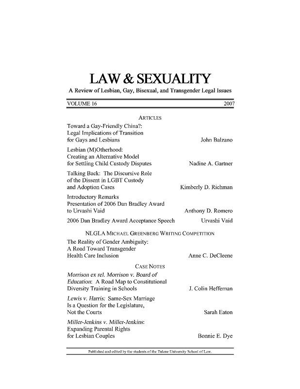 View Vol. 16 (2007)