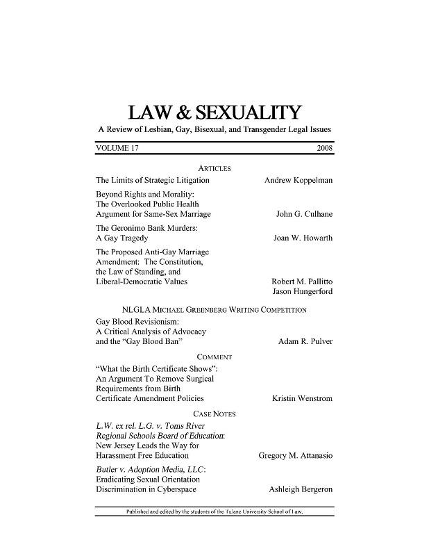 View Vol. 17 (2008)