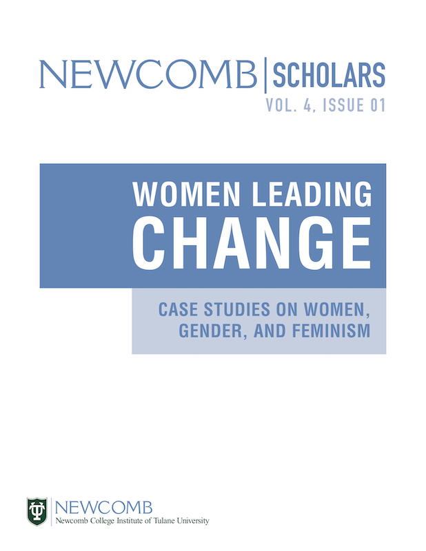 View Vol. 4 No. 1 (2019): Women Leading Change: Case Studies on Women, Gender, and Feminism